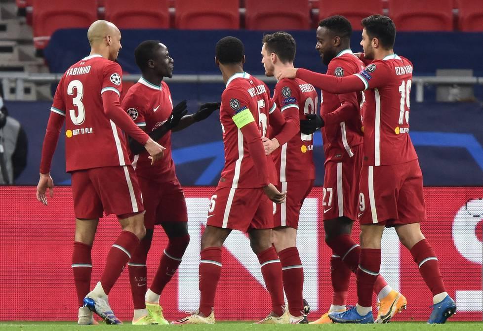 Liverpool superó 2-0 al RB Leipzig y se clasificó a los cuartos de final de la Champions League | Otros Deportes | Deportes | El Universo