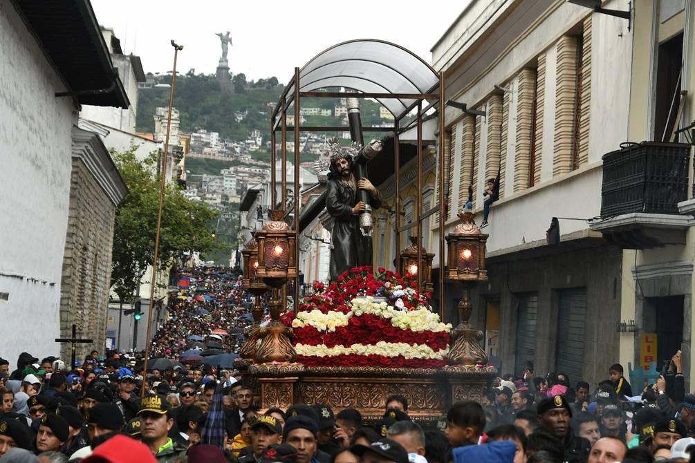 Este año no habrá procesiones de Viernes Santo por la pandemia de coronavirus; COE nacional emitió resoluciones previas al próximo feriado
