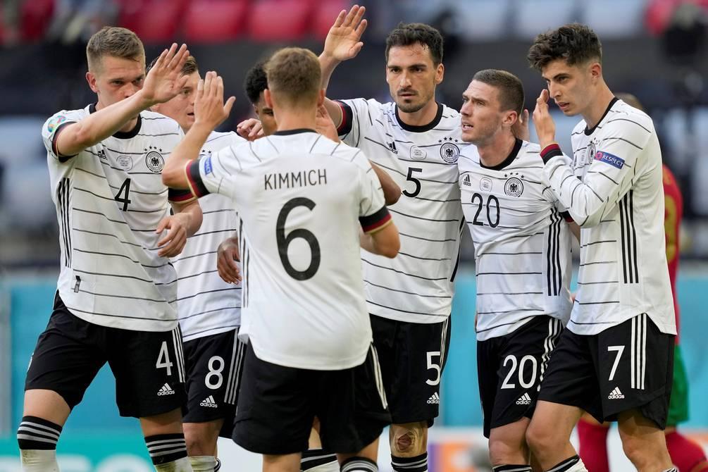 Alemania remonta y vence a Portugal para seguir con vida en la Eurocopa    Fútbol   Deportes   El Universo