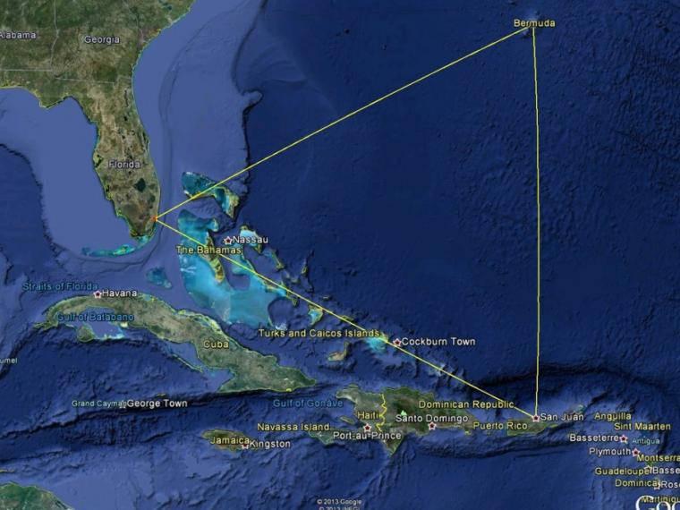 El Triángulo De Las Bermudas Cuáles Los Misterios Aún Sin Resolver De Los Navíos Desaparecidos Internacional Noticias El Universo