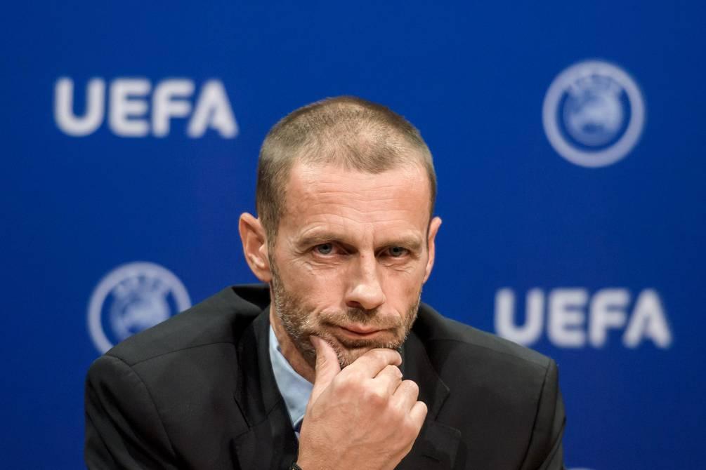 Aleksander Ceferin, presidente de la UEFA: Los jugadores que participen en la Superliga Europea no podrán jugar con sus selecciones | Fútbol | Deportes | El Universo
