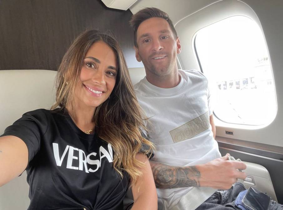 Leo Messi ya está en París para firmar con PSG, afirman L'Équipe y los  principales diarios de España   Fútbol   Deportes   El Universo
