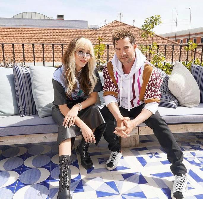 Vuelve, vuelve', el sencillo que une a David Bisbal y Danna Paola | Música  | Entretenimiento | El Universo