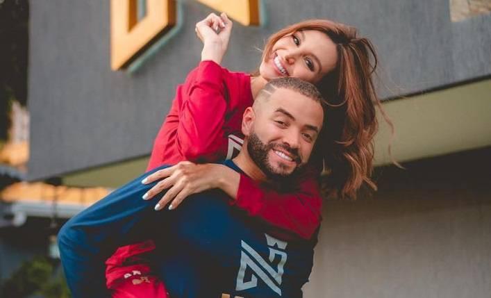 Nacho y su actual pareja, Melany Mille, hablan por primera vez sobre su relación  para 'People en Español' | Gente | Entretenimiento | El Universo
