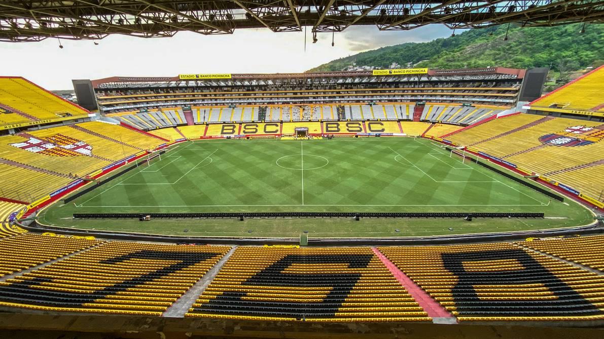 Conmebol inspeccionó estadio de Barcelona SC que es candidato para la final  de una Copa Libertadores | Fútbol | Deportes | El Universo