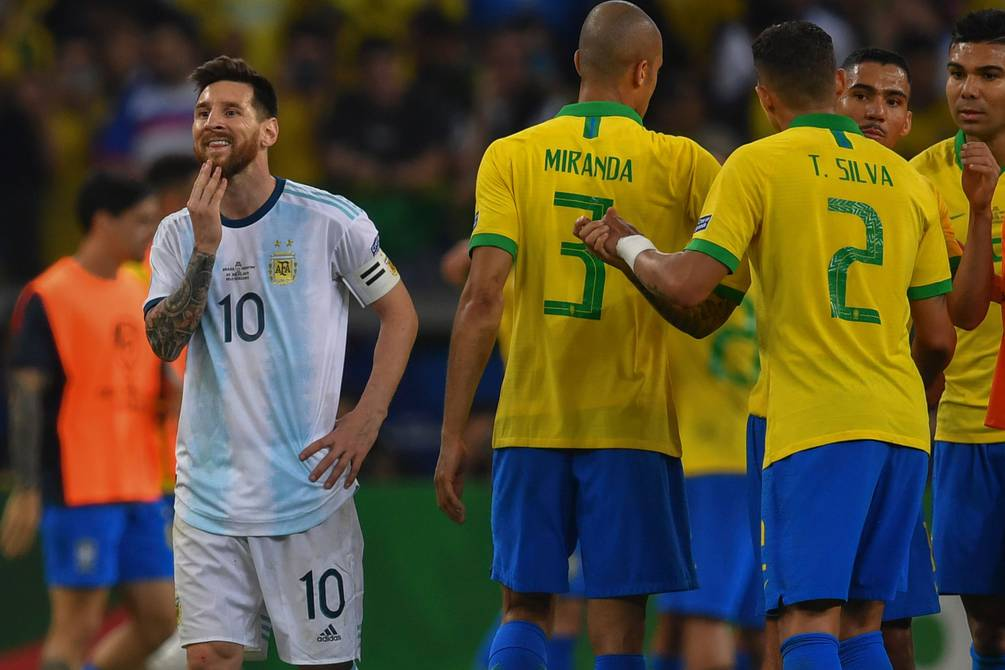 Brasil vs. Argentina: horarios y canales para ver en vivo la final de la Copa América 2021   Fútbol   Deportes   El Universo
