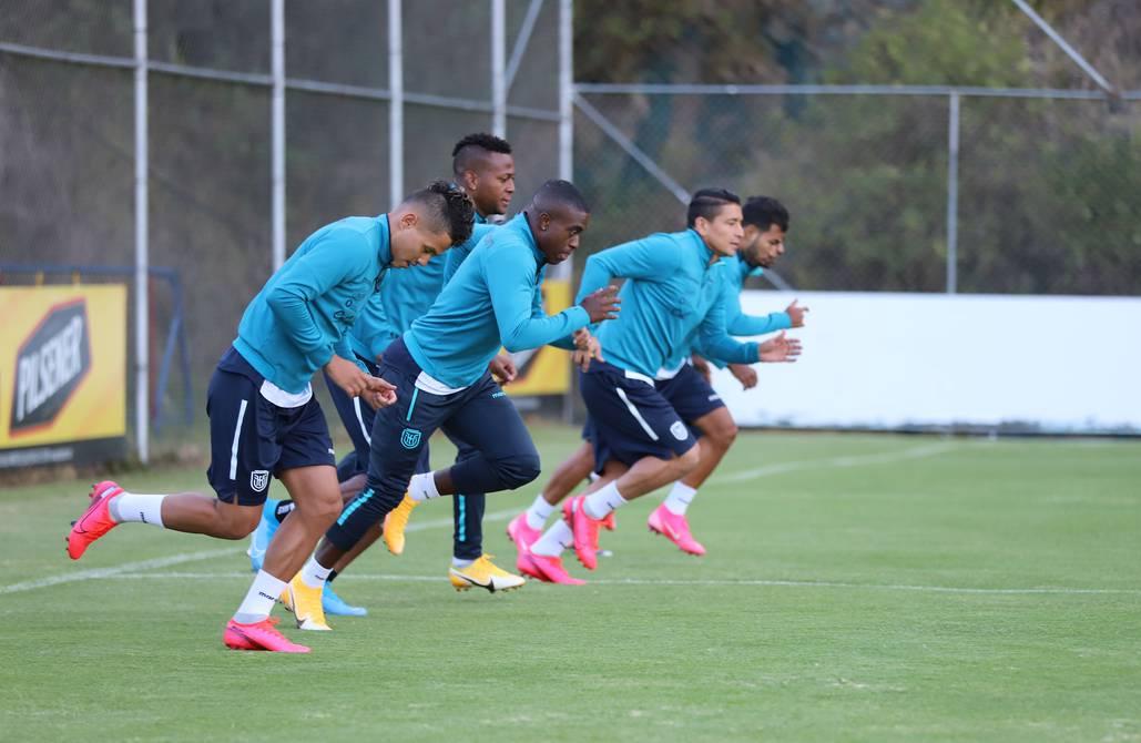 Ecuador entrena en la Casa de la Selección y alista duelo ante Uruguay    Fútbol   Deportes   El Universo