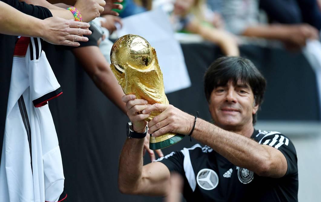 DT Joachim Löw, hasta el 2018 con Alemania   Fútbol   Deportes   El Universo