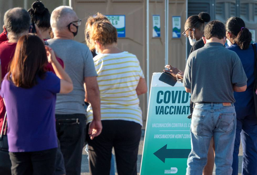 Miami-Dade city in the US invites foreign tourists to get vaccinated