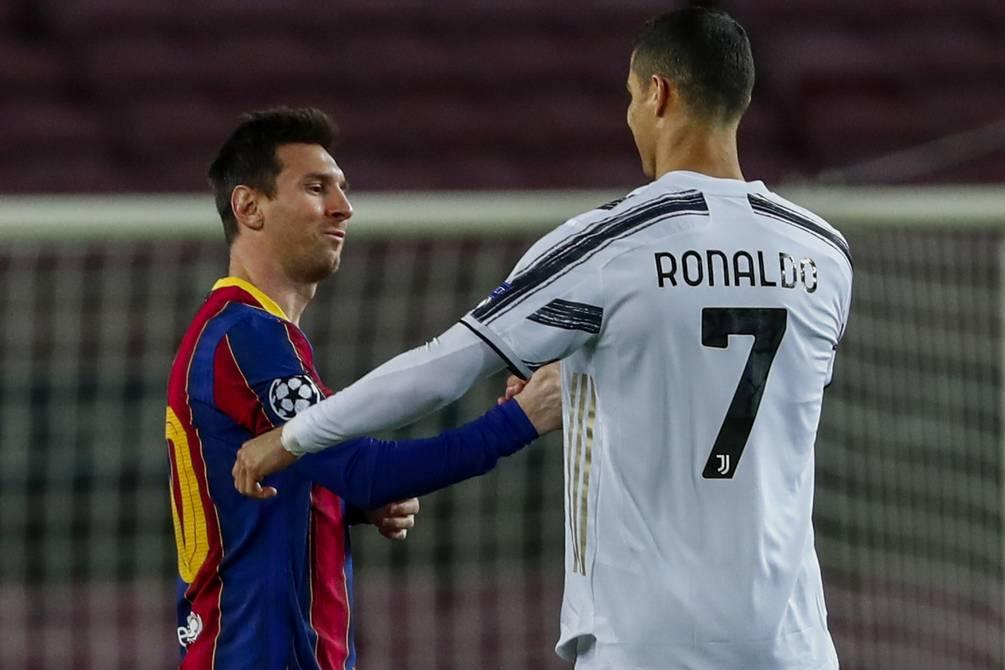 Lionel Messi y Cristiano Ronaldo juntos en el FC Barcelona? | Fútbol |  Deportes | El Universo