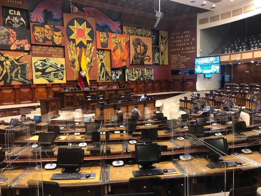 Cómo será la nueva Asamblea Nacional de Ecuador, cuáles son las nuevas fuerzas políticas | Política | Noticias | El Universo
