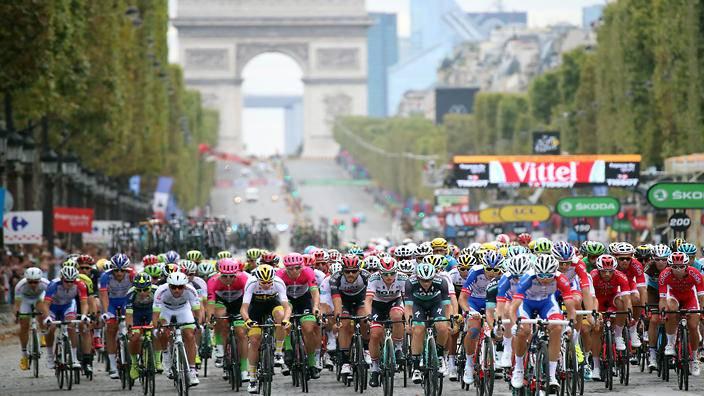 Tour de Francia regresa a sus fechas tradicionales, Brest será el punto  inicial   Otros Deportes   Deportes   El Universo