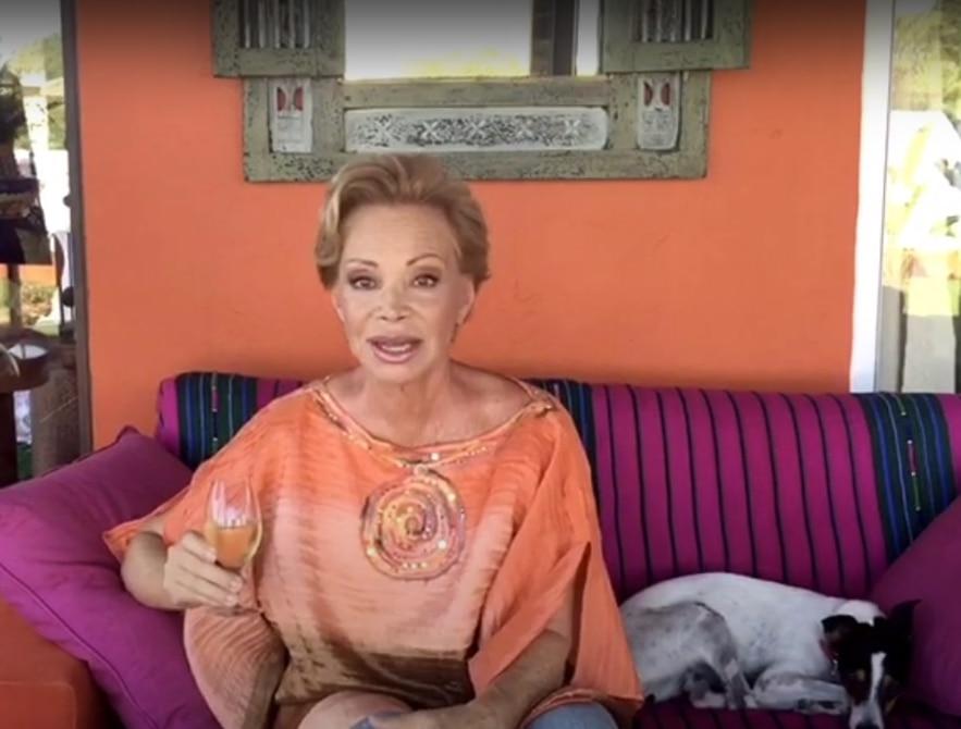 Paloma San Basilio Brinda Por La Vieja Normalidad Y Sube A Youtube Nueva Versión De Juntos Música Entretenimiento El Universo