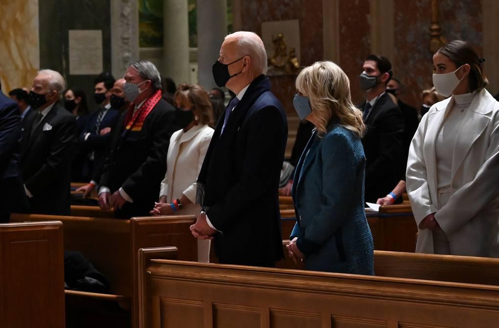 Joe Biden es el segundo presidente católico en la historia de Estados Unidos | Internacional | Noticias | El Universo