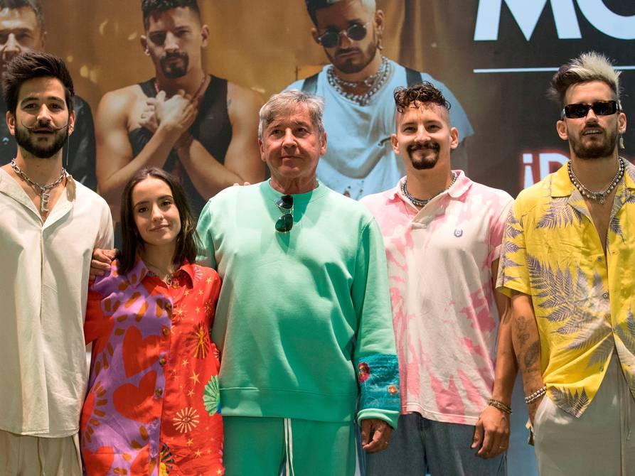 Los Montaner realizaran concierto streaming desde República Dominicana