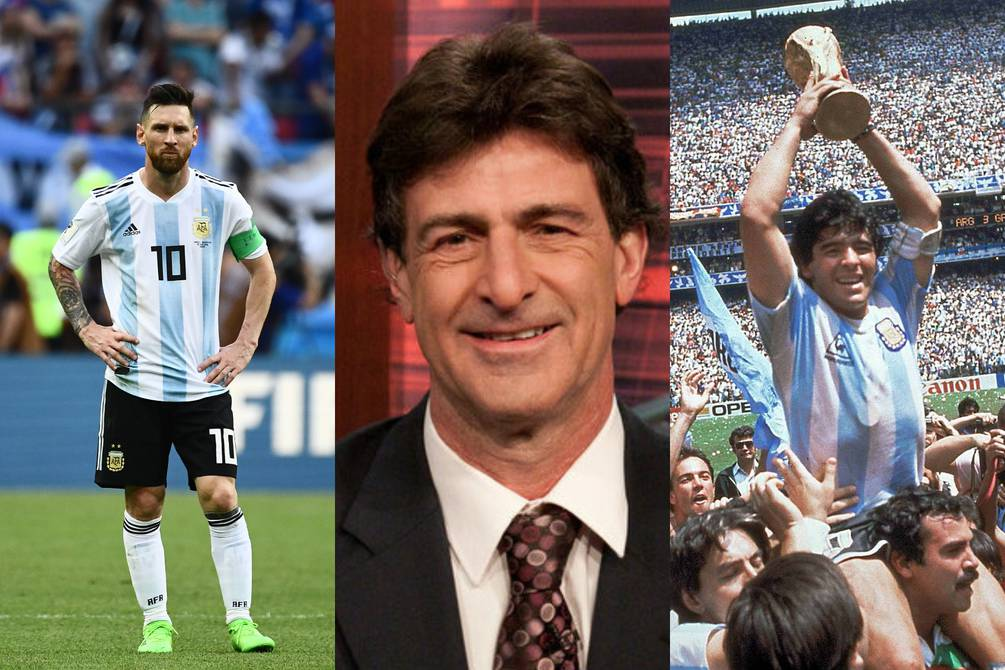 Mario Alberto Kempes: El único argentino goleador, campeón del mundo y  mejor jugador soy yo   Fútbol   Deportes   El Universo