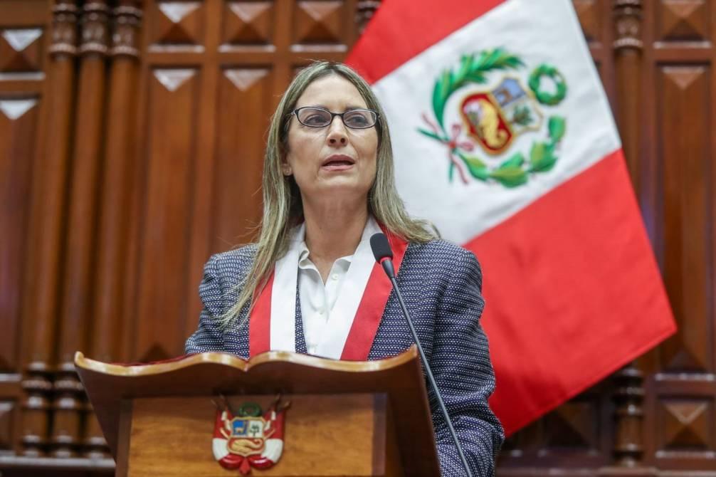 María del Carmen Alva, la abogada opositora que dirigirá el Congreso de  Perú por los próximos cinco años   Internacional   Noticias   El Universo