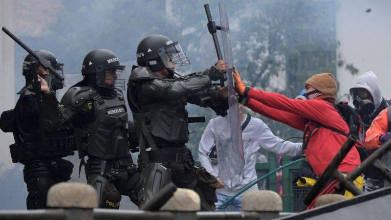 Paro nacional en Colombia: Cuatro datos para entender lo que pasa en el país | Internacional | Noticias | El Universo