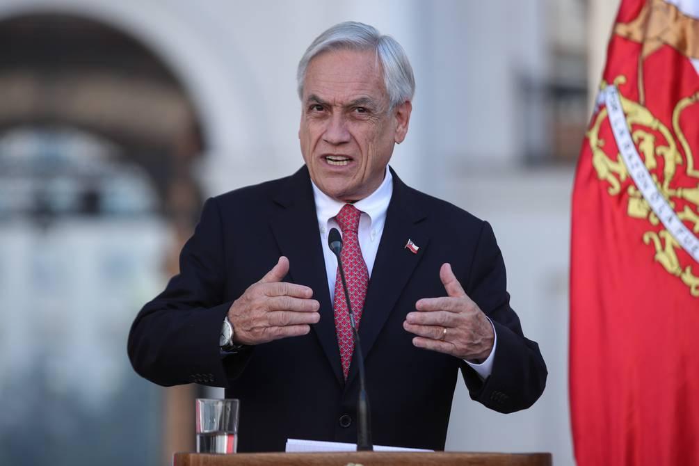 Organizaciones de Chile denuncian al presidente Sebastián Piñera por  crímenes de lesa humanidad en protestas de 2019 | Internacional | Noticias  | El Universo