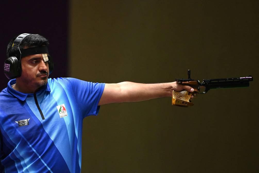 Acusan al iraní Javad Foroughi de pertenecer a un grupo terrorista y piden  retirar su medalla de oro   Otros Deportes   Deportes   El Universo